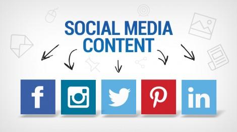 sosial media konten
