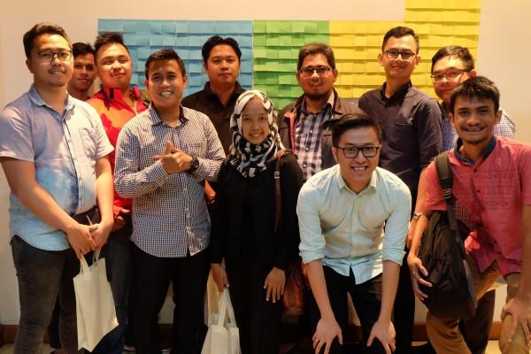 Event Digitalk 2017, Sukses Dekatkan Digital Marketing Dengan Para Pebisnis- Next Digital Indonesia- Digital Agency -
