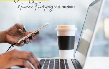 Cara mengubah nama fanpage facebook