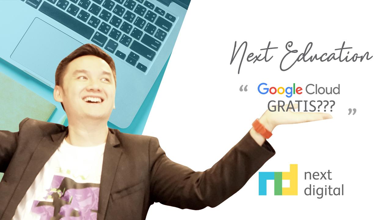 Cara Memasang Hosting Gratis Dengan Google Cloud Next Digital
